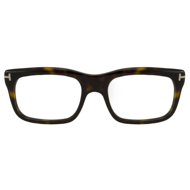 cafaf8f0ef6 Shop Tom Ford Men s TF5284 Rectangular Reading Glasses - Free Shipping  Today - Overstock.com - 9771513