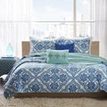 Intelligent Design Lana 5-Piece Coverlet Set