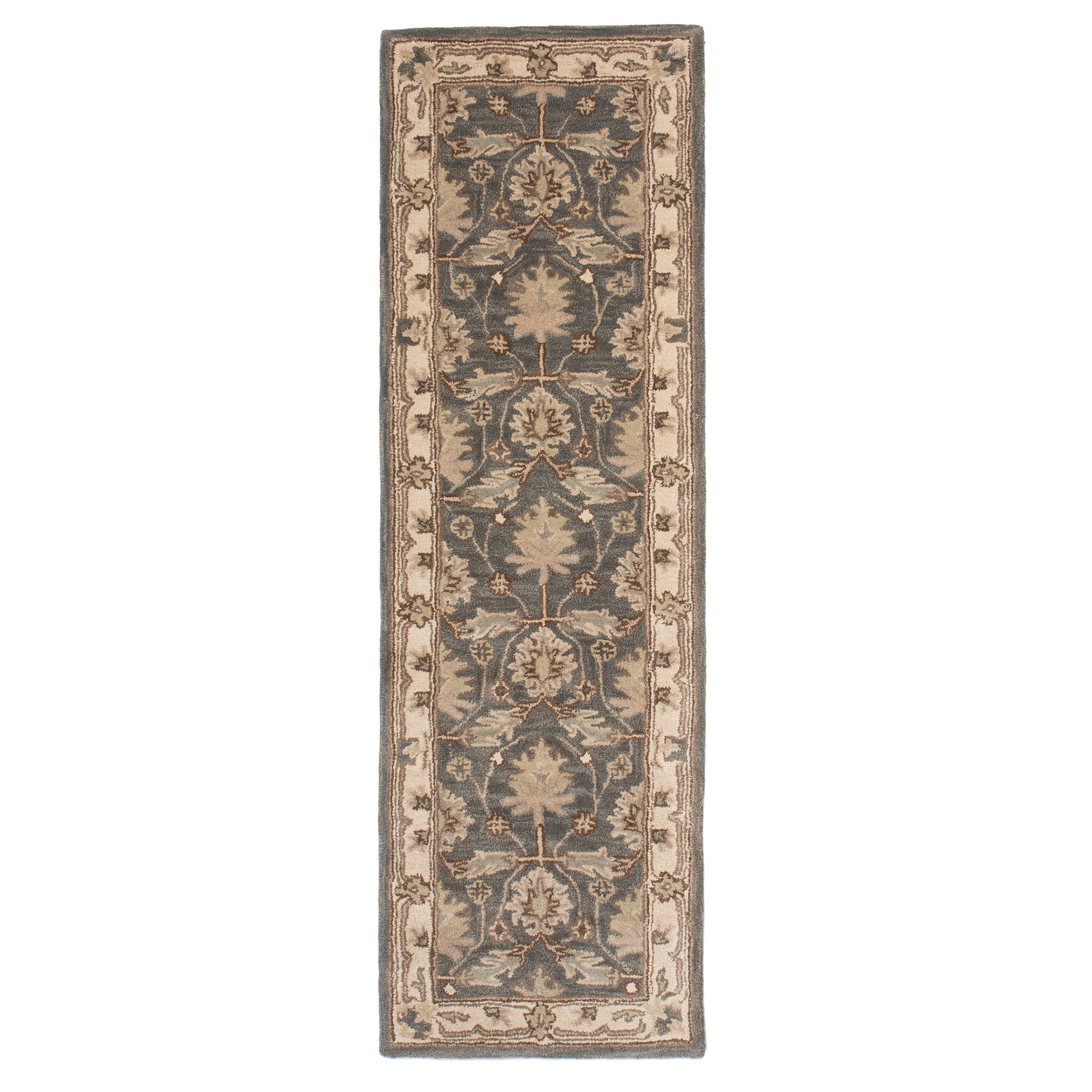 Nourison India House Blue Traditional Rug 23 X 76