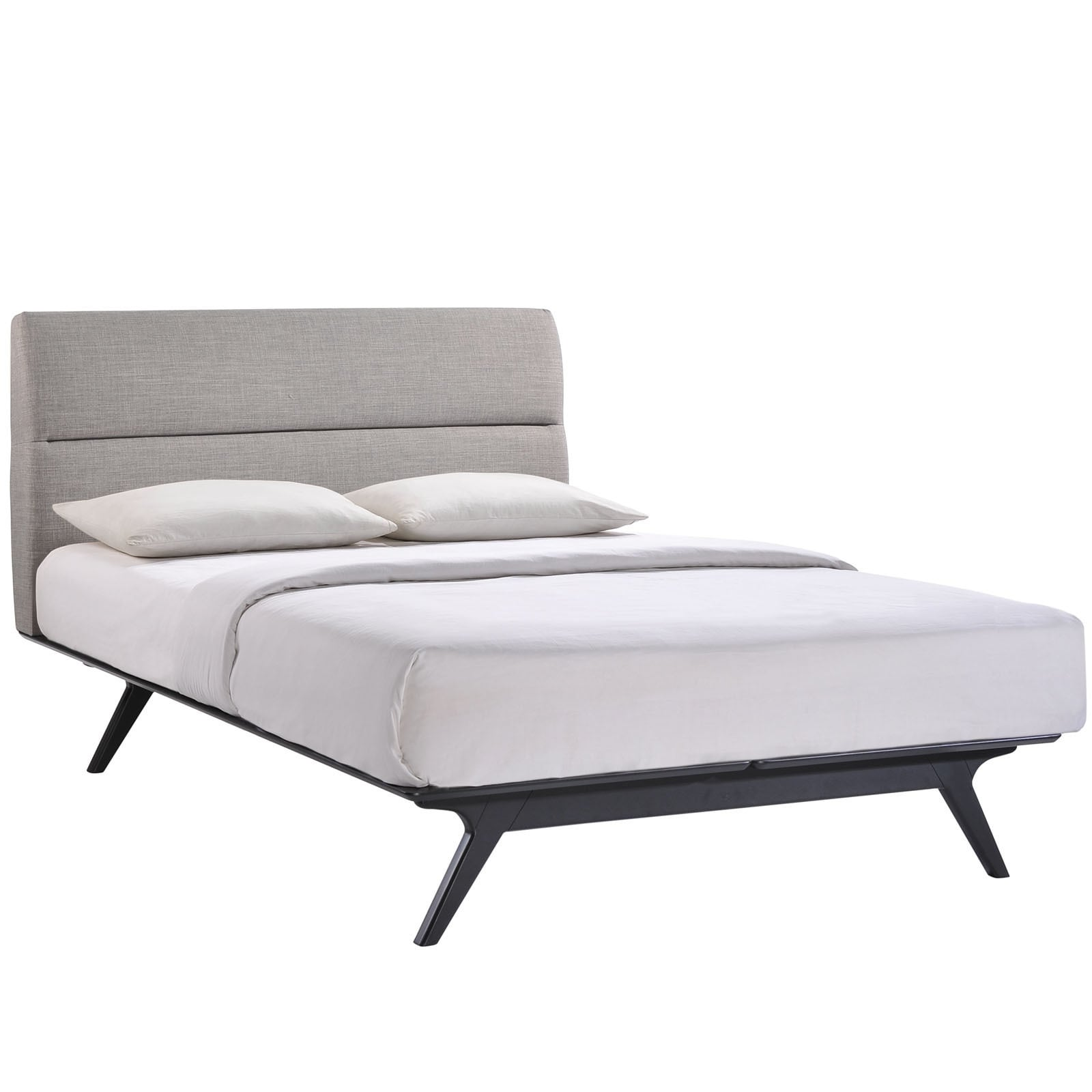 Shop Addison Queen-size Platform Bed Frame - On Sale - Free Shipping ...