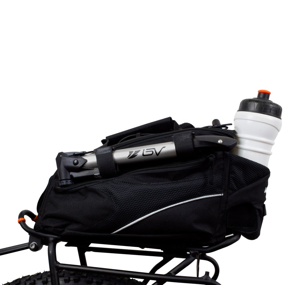 Shop BV Bike Commuter Carrier Bag with Pump Attachment - Free Shipping On  Orders Over  45 - Overstock.com - 9776501 1bcdc4e3535fd