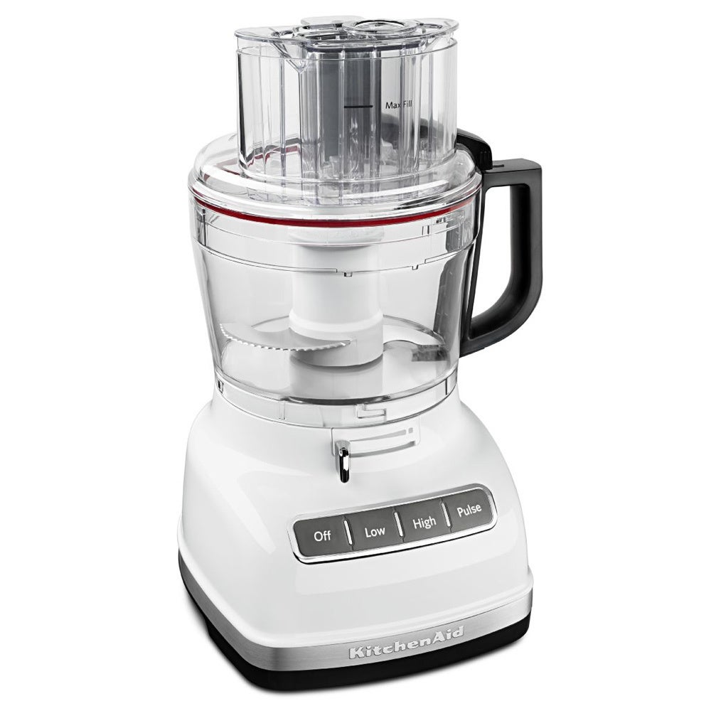 KitchenAid KFP1133 11 Cup Food Processor With ExactSlice System Free  Shipping Today Overstock.com 16954723