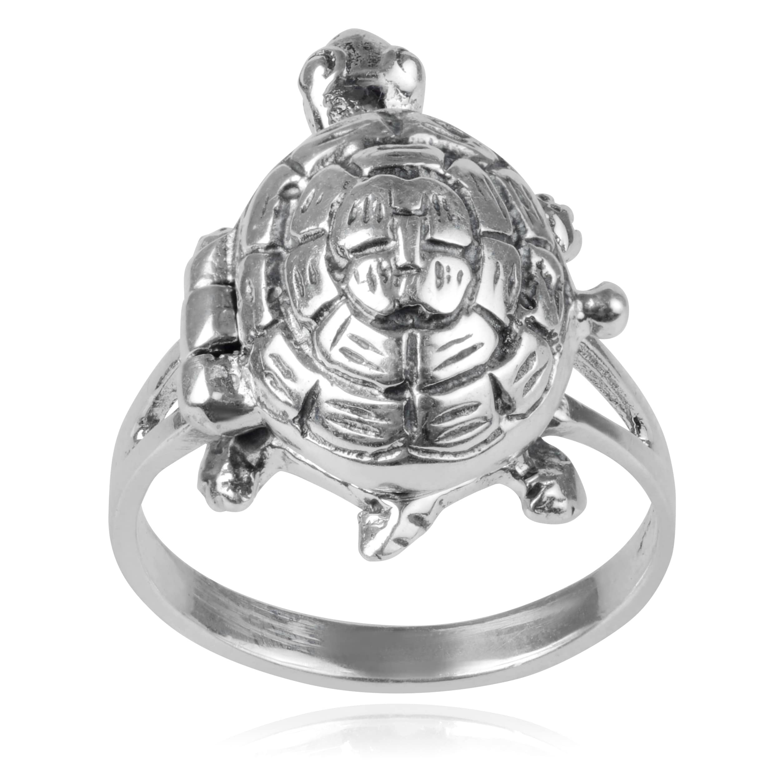 shefi ring shell rings diamond trending turtle