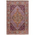 Hand-Knotted Joe Traditional New Zealand Wool Rug (2' x 3')