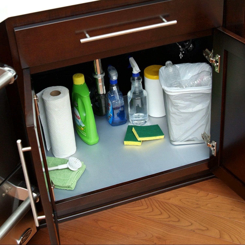 Shop Con-Tact Brand Non-Adhesive Non-Slip Under Sink Mat, 24-inch x ...