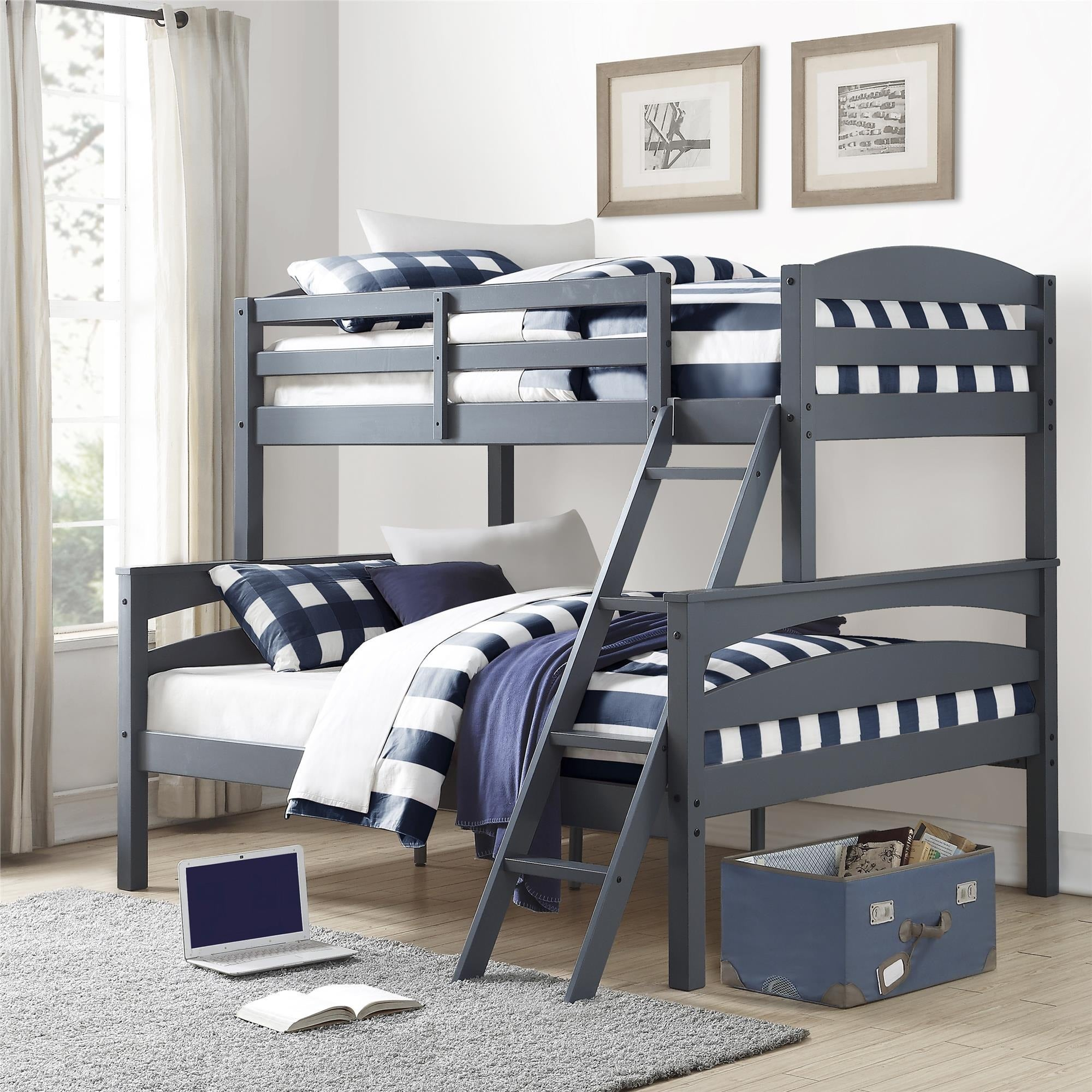 beds white bed over bunk full amazing ideas