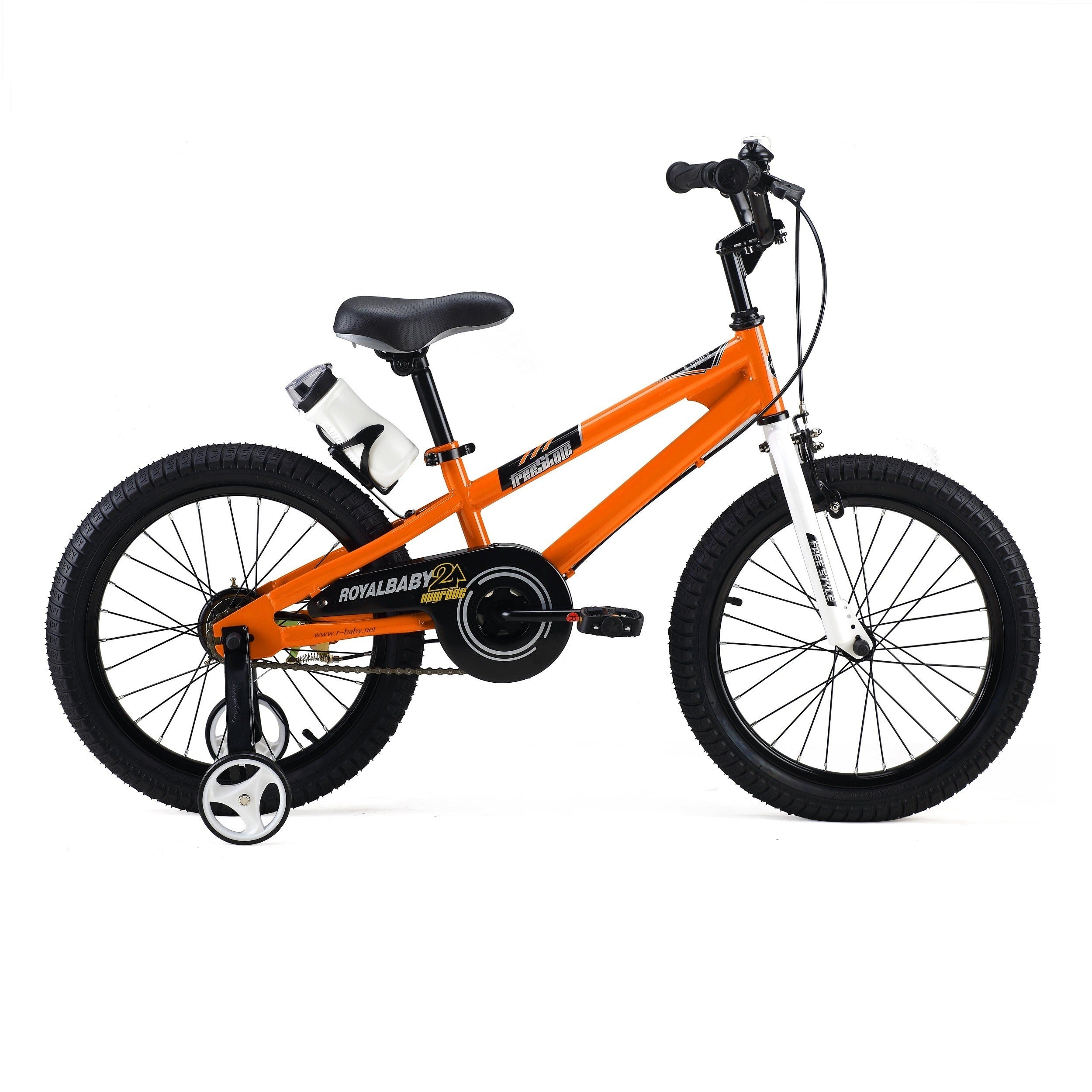 Shop RoyalBaby BMX Freestyle 18-inch Kids' Bike with Training Wheels ... royalbaby bmx freestyle kid's bike 18