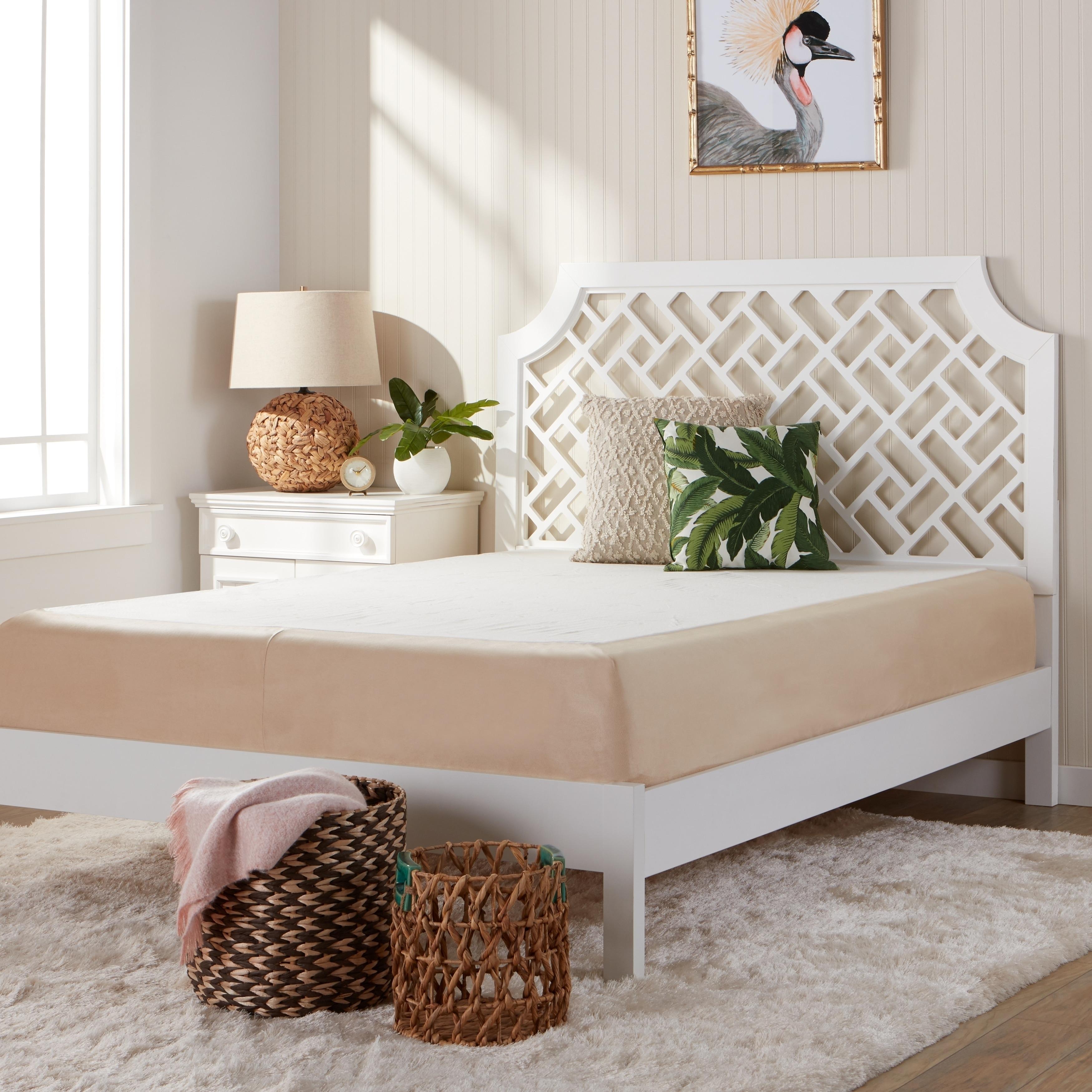 Comfort Dreams Select A Firmness 11 Inch Gel Memory Foam Mattress