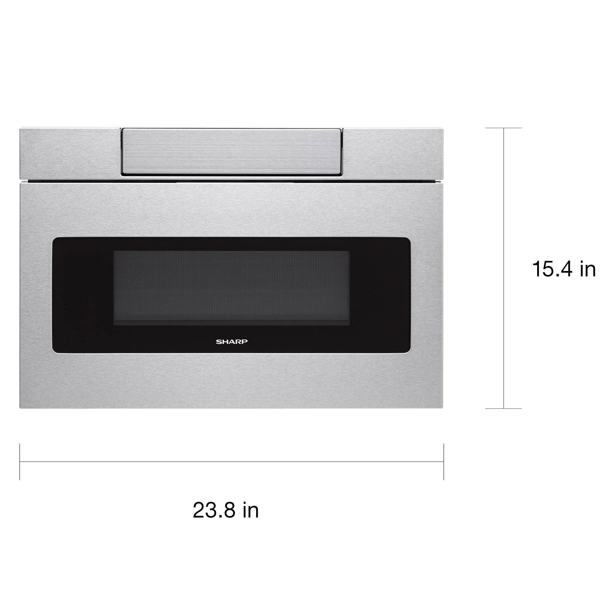 foot cubic impressive of watt microwave oven black drawers reviews bella sharp drawer