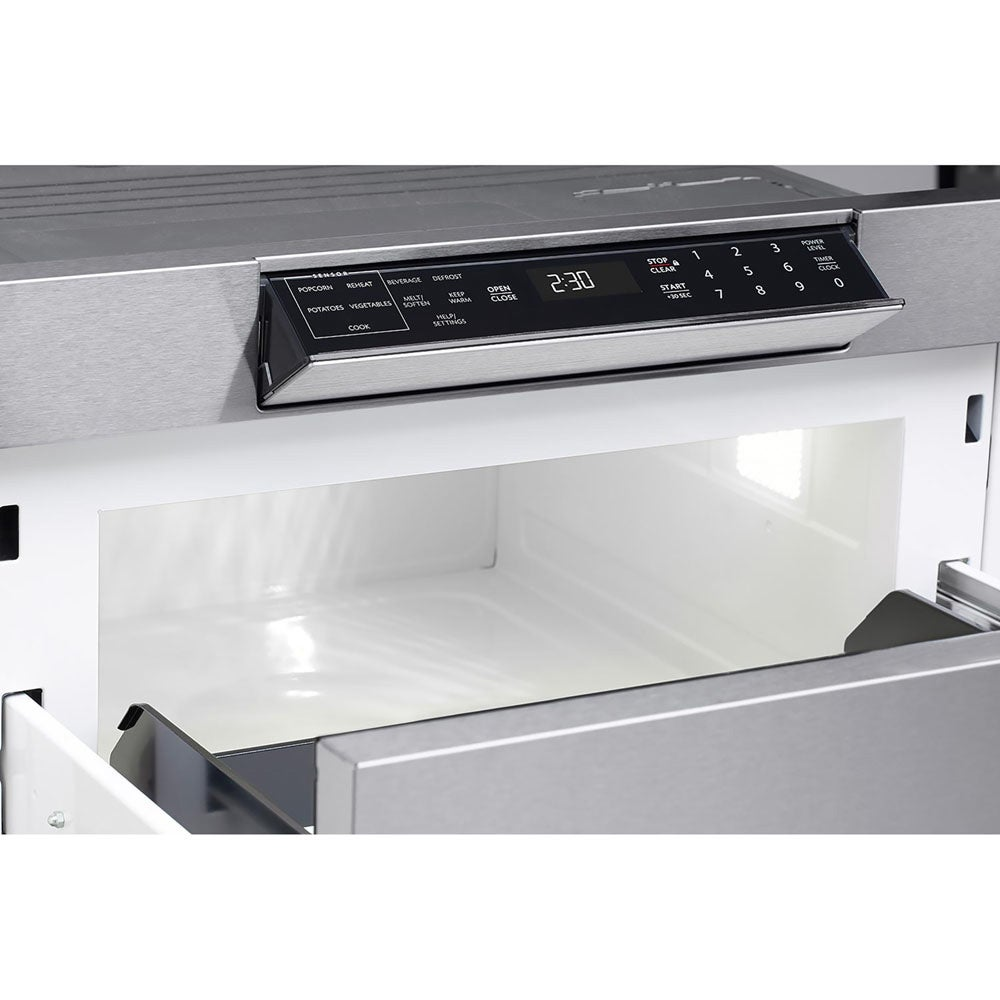 Sharp Stainless Steel 24 Inch Microwave Drawer Free Shipping Today 9826777