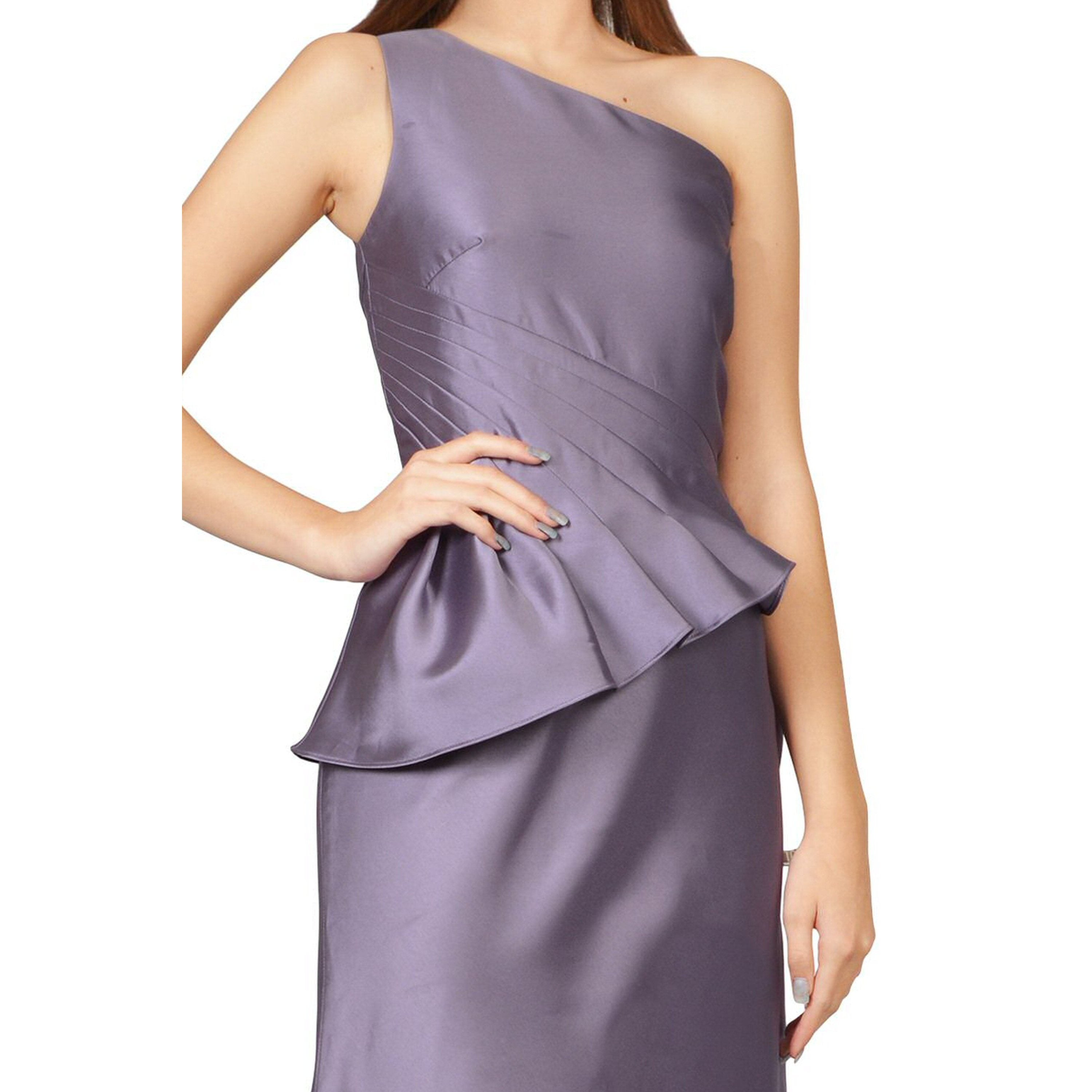 Lustrous fabric used for evening dresses