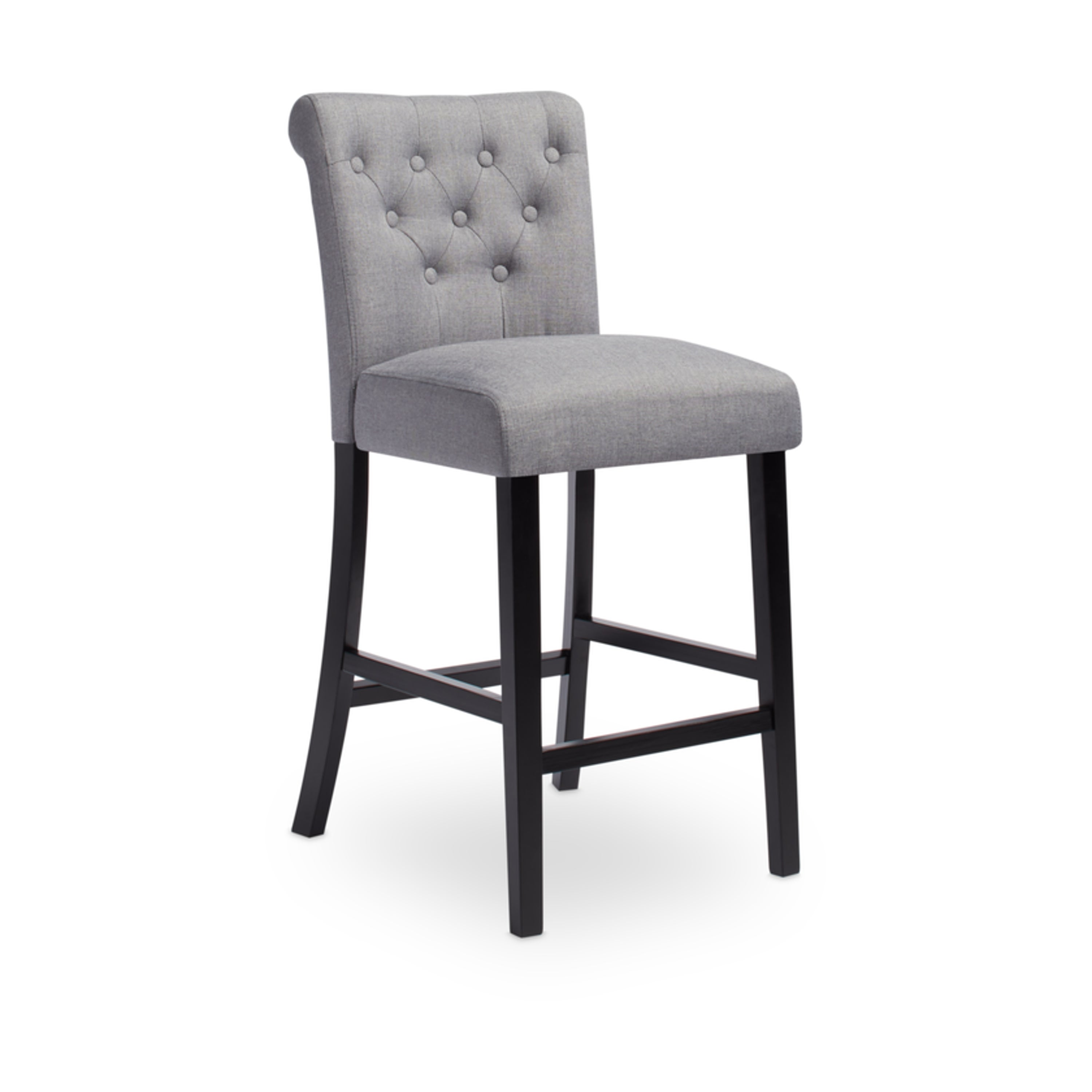 Delicieux Shop Sopri Upholstered Counter Chairs (Set Of 2)   On Sale   Free Shipping  Today   Overstock.com   9827854