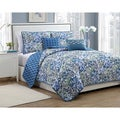 Avondale Manor Katerina 5-piece Reversible Quilt Set