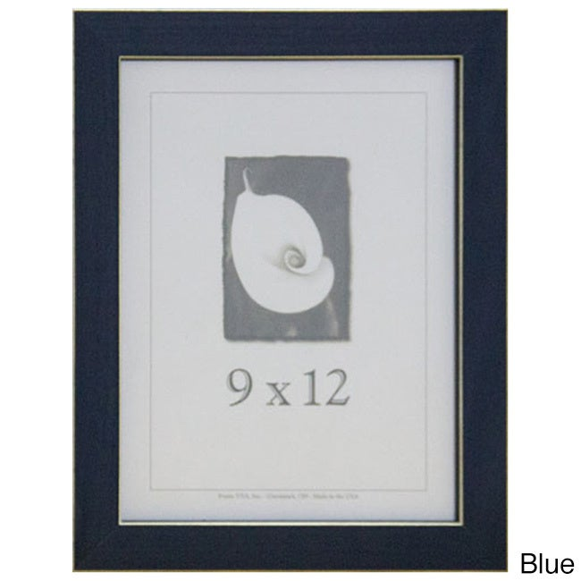 Shop Clean Cut Picture Frame (9-inches x 12-inches) - Free Shipping ...