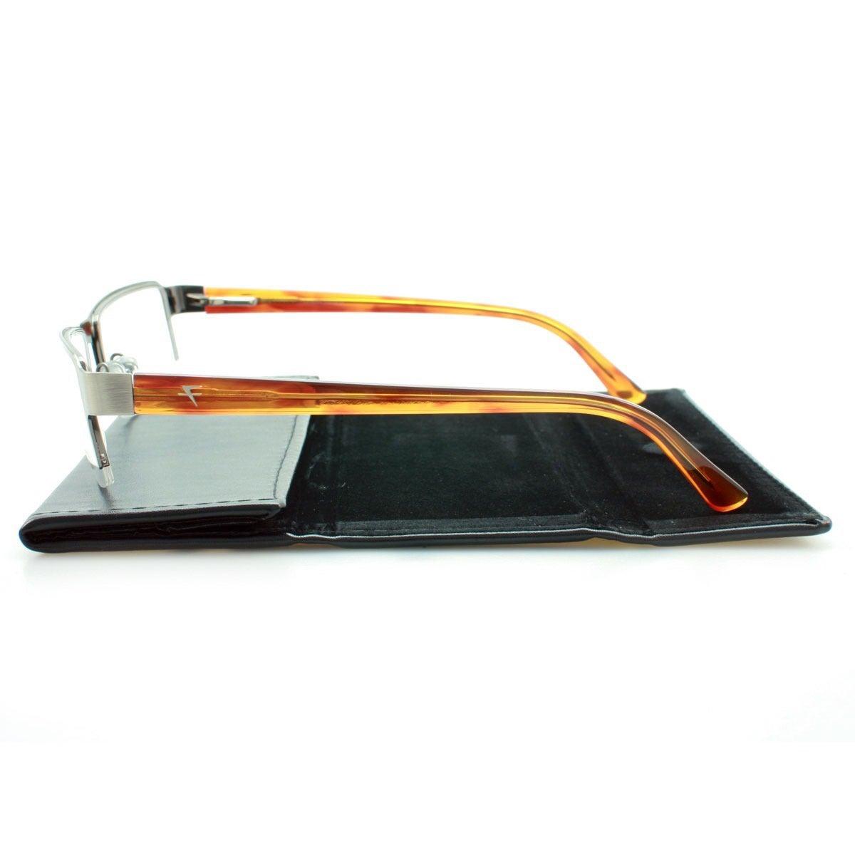 bea7027b85 Shop Fatheadz Men s J.D. XL Prescription Eyeglasses - Free Shipping On  Orders Over  45 - Overstock - 9837107