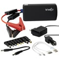 Weego Jump Starter Battery Pack + Heavy Duty