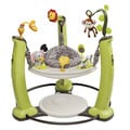 Evenflo ExerSaucer Jump and Learn Jungle Quest Stationary Jumper