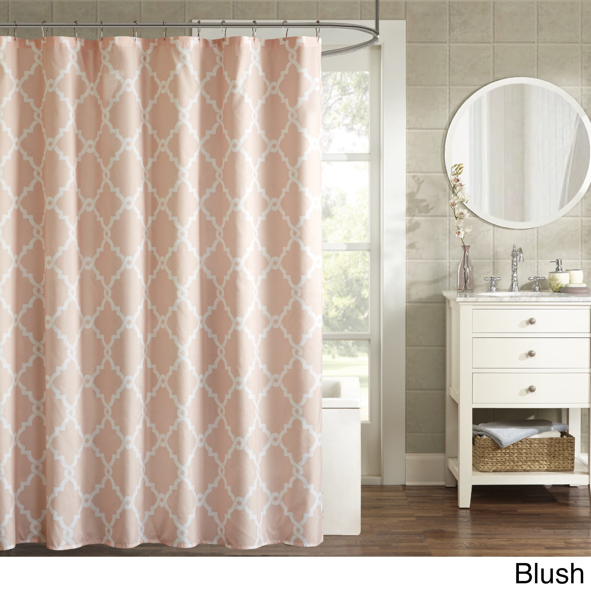 Madison Park Concord Shower Curtain - Free Shipping On Orders Over ...