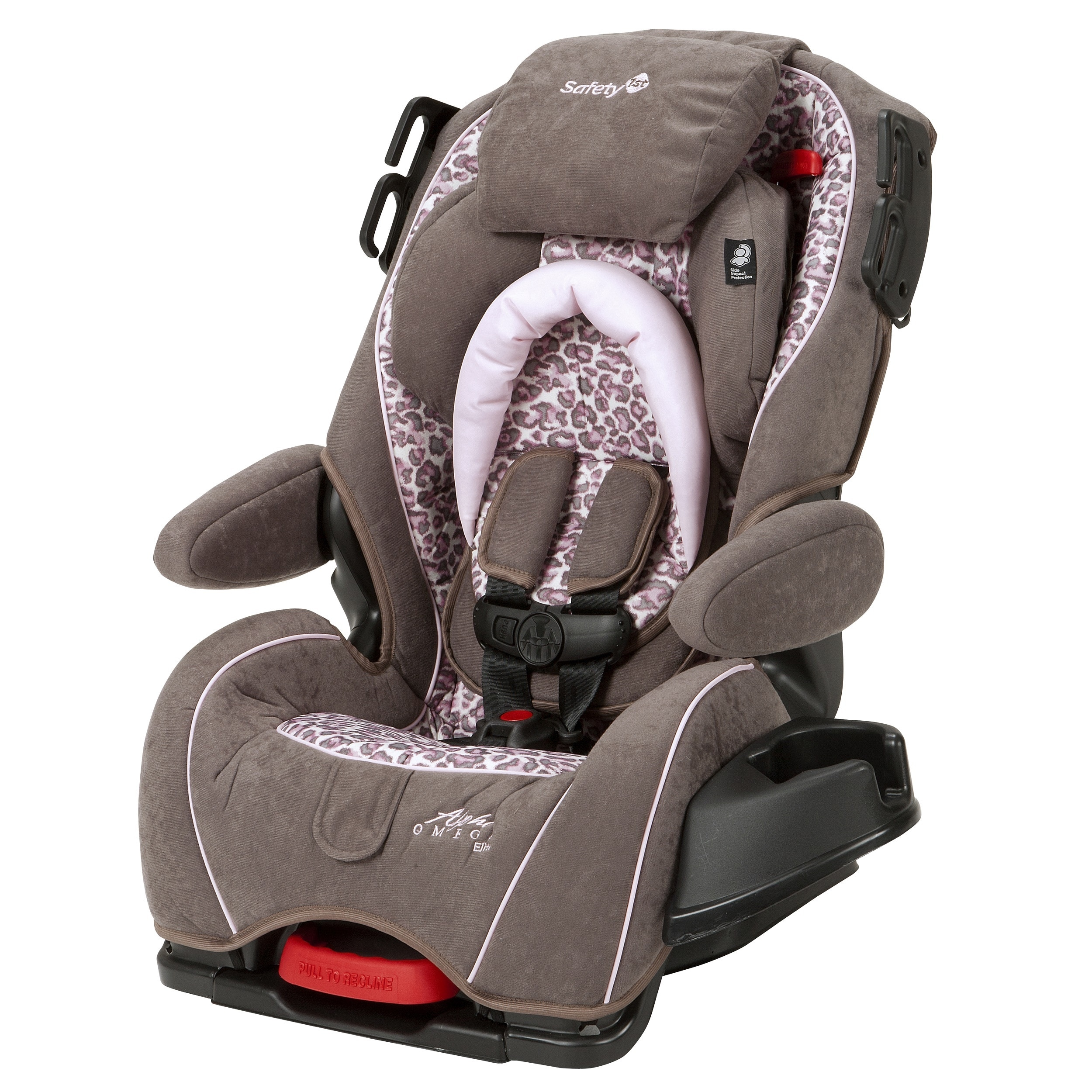 Safety 1st Alpha Omega Elite Pretty Paws Convertible Car Seat - Free ...