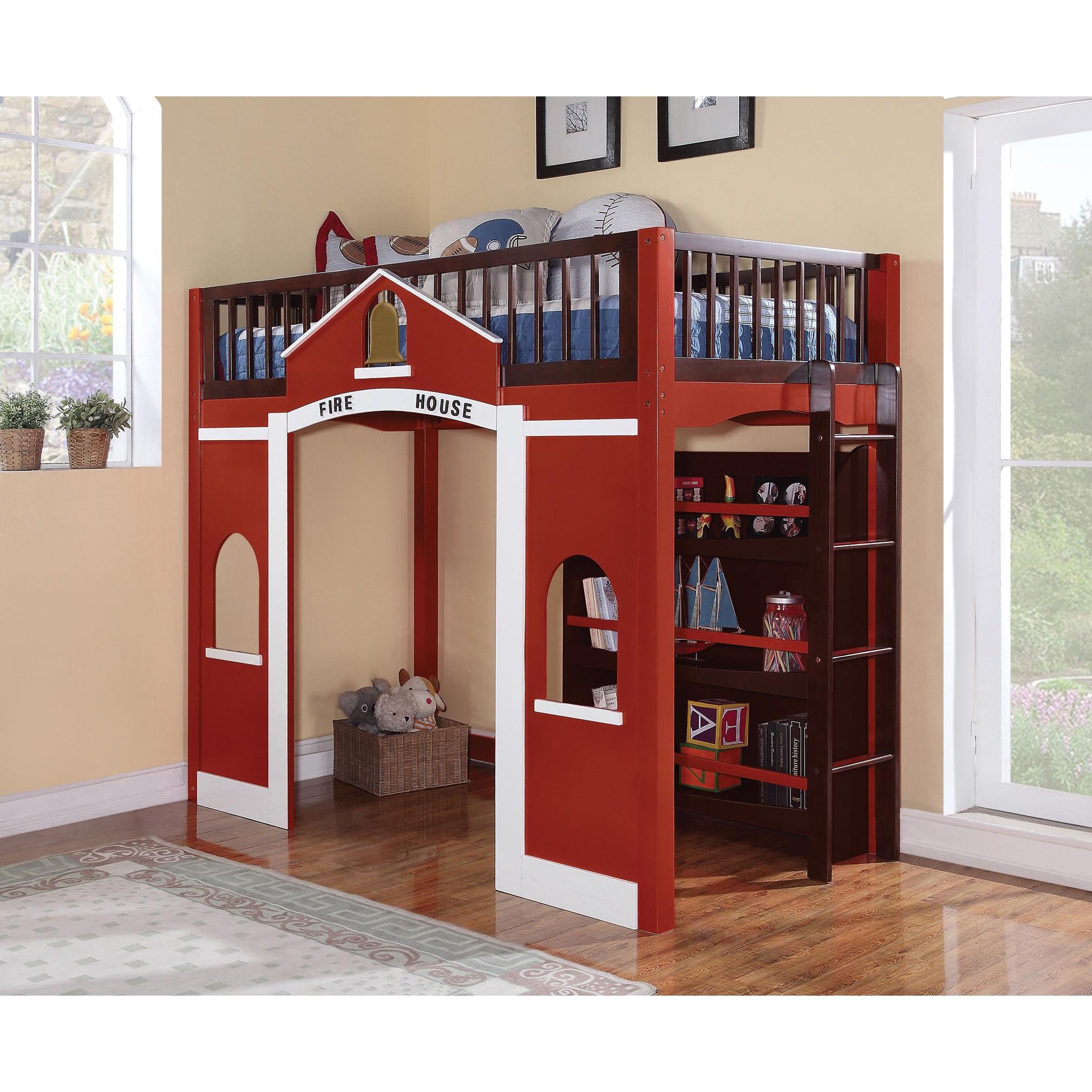 Kids Room: IKEA Stuva Loft Bed With Play Areas - Stuva Loft Beds