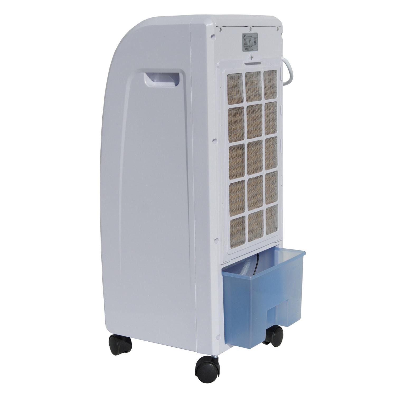 Advanced Portable Evaporative Cooler Humidifier Fan