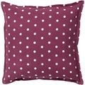 Decorative Gilmour 22-inch Poly or Down Filled Throw Pillow