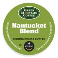 Green Mountain Coffee Nantucket Blend Fair Trade Select Coffee, K-Cups Portion Pack for Keurig Brewe