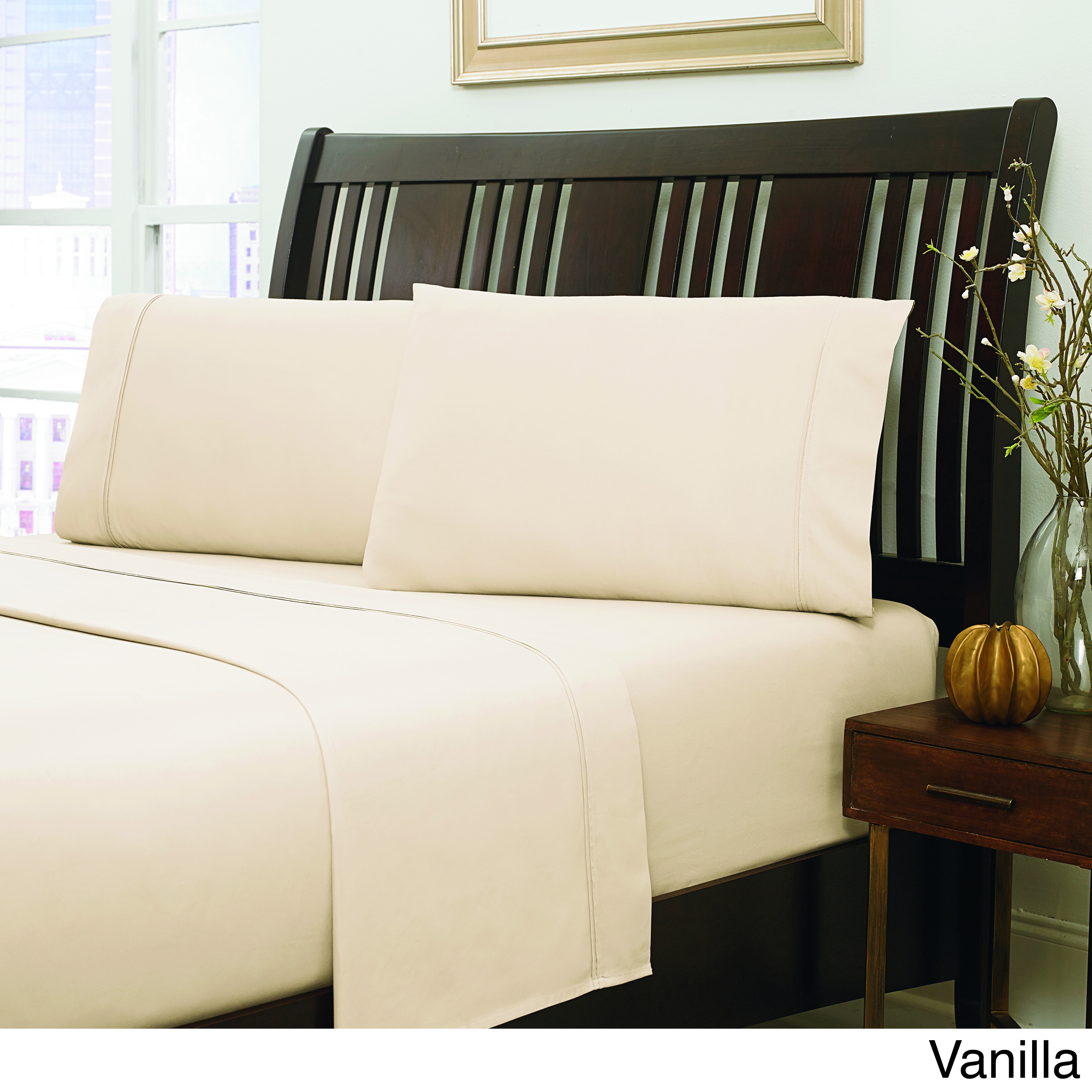 Merveilleux Shop HygroSoft By Welspun 300 Thread Count Cotton Sheet Set   On Sale    Free Shipping Today   Overstock.com   9940296