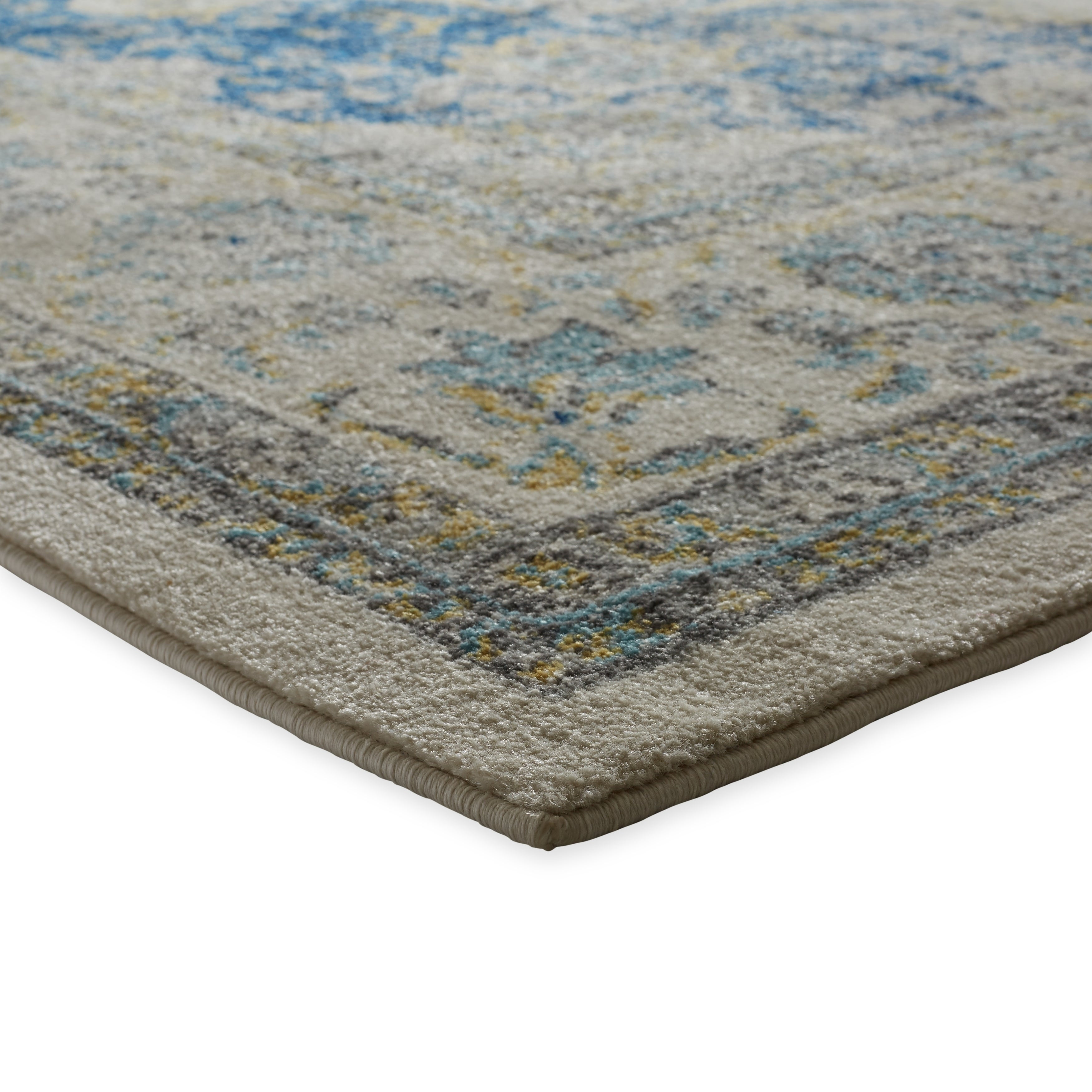 Safavieh Evoke Ivory Blue Rug 8 x 10 Free Shipping Today