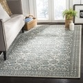 Safavieh Evoke Vintage Ivory / Grey Distressed Rug (10' x 14')