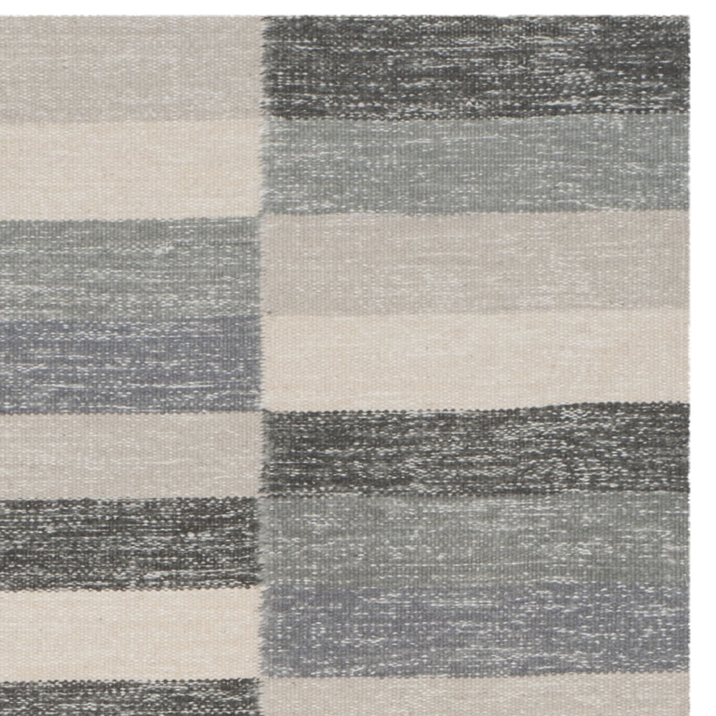 Blue And White Striped Rug 8x10 Best 2018