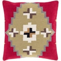 Everly 18-inch Southwest Down or Polyester Filled Throw Pillow