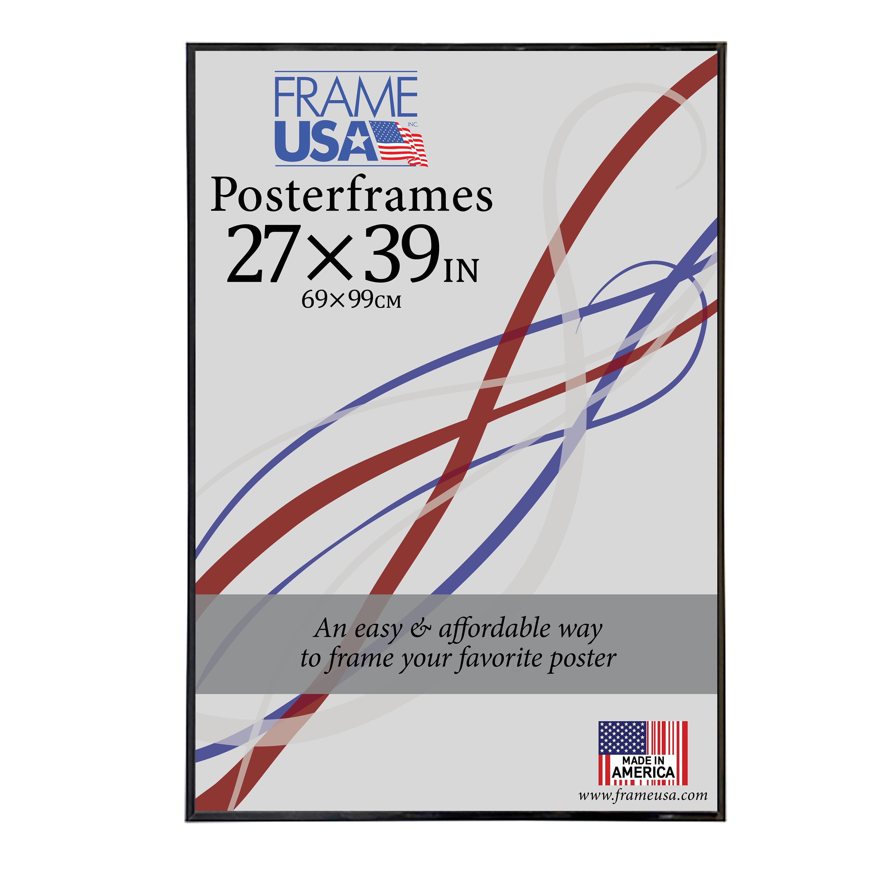 Hardboard Posterframe 27-inch x 39-inch Picture Frame - Free ...