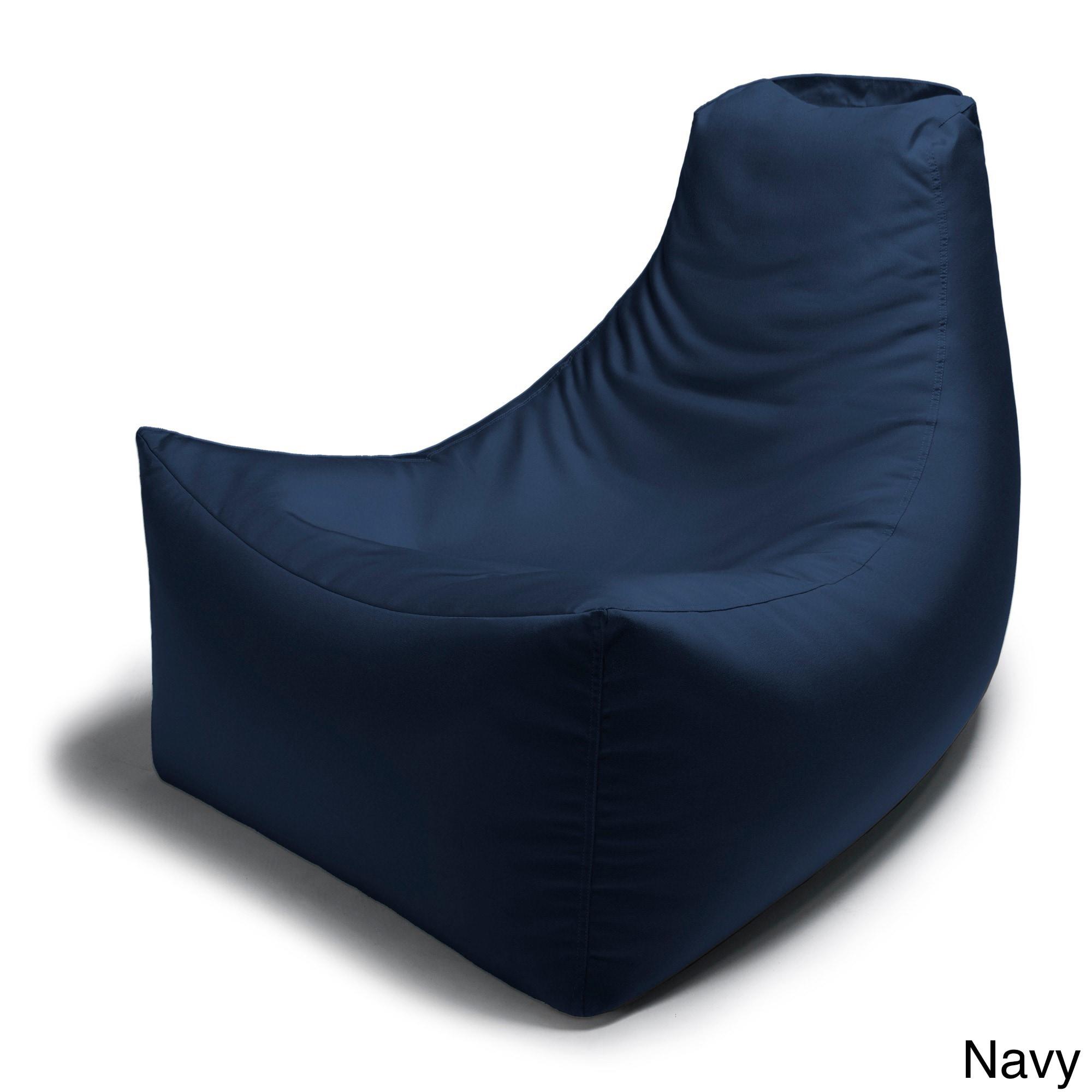 Jaxx Juniper Indoor/ Outdoor Patio Bean Bag Chair   Free Shipping Today    Overstock   17109909