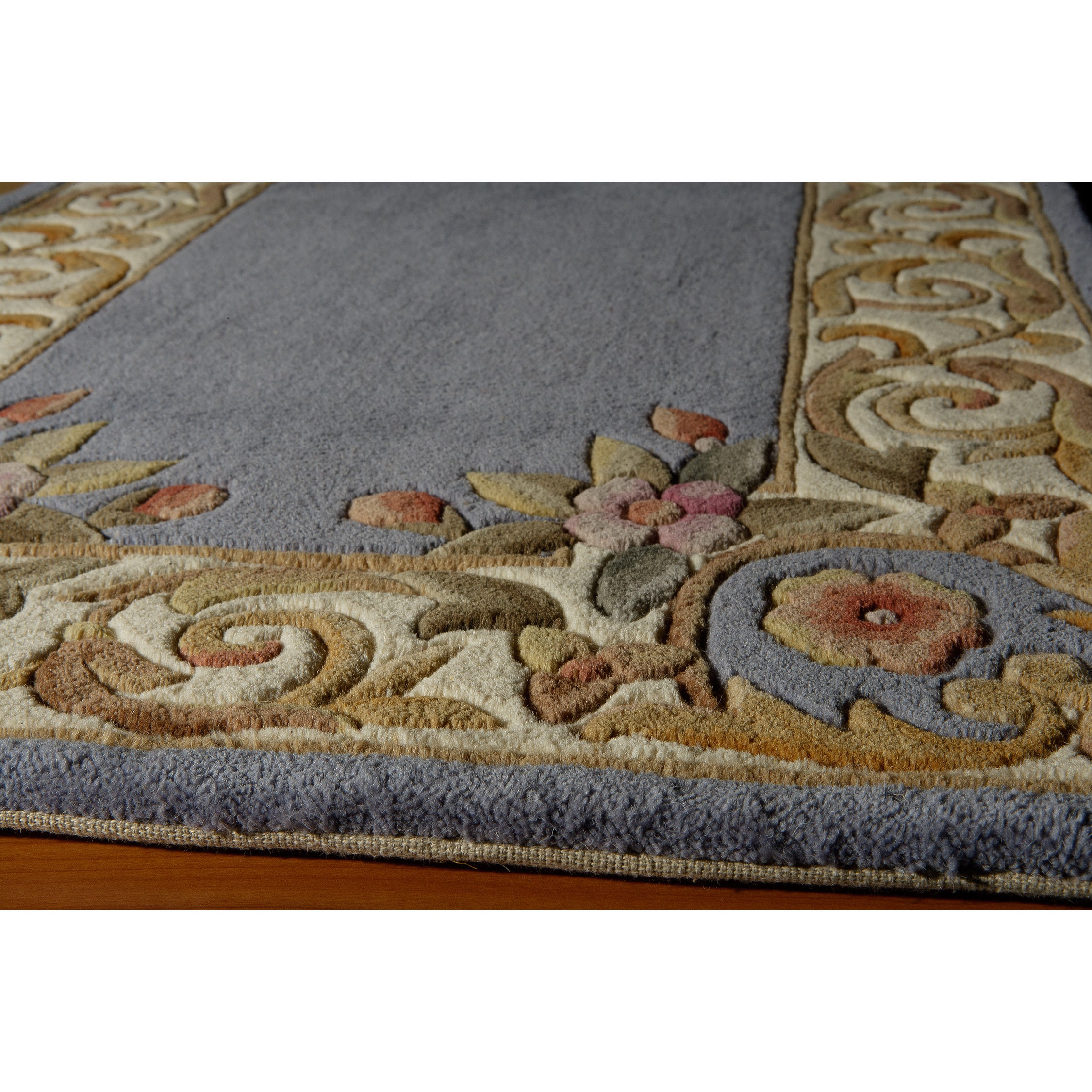 Momeni Harmony Hand Tufted Wool Rug 5 X 8 Free Shipping