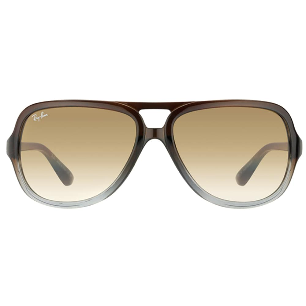 6a994938bbb Shop Ray Ban Unisex RB 4162 824 51 Aviator Sunglasses (59 mm) - Free  Shipping Today - Overstock - 9965461