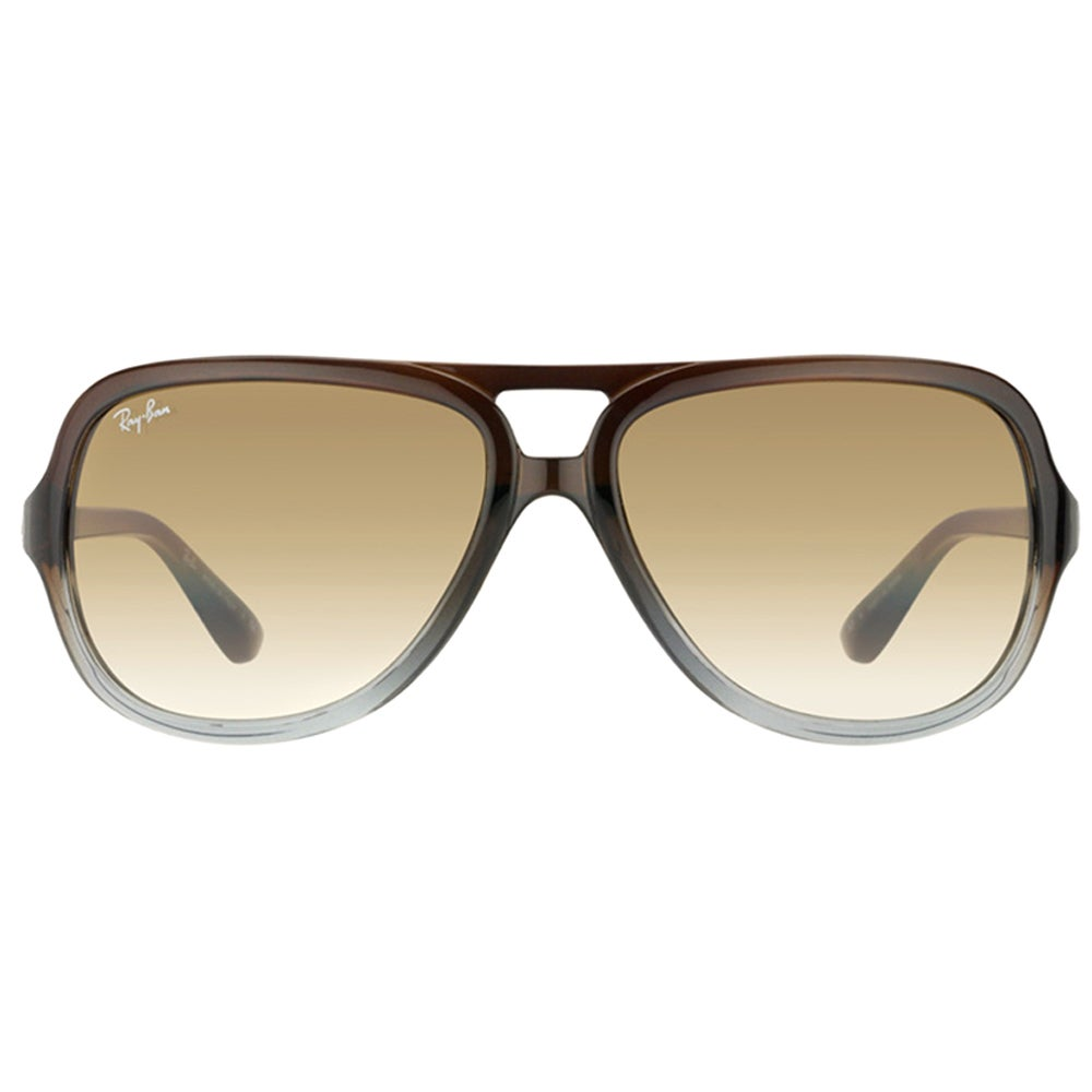 ff93e72f0f Shop Ray Ban Unisex RB 4162 824 51 Aviator Sunglasses (59 mm) - Free  Shipping Today - Overstock - 9965461