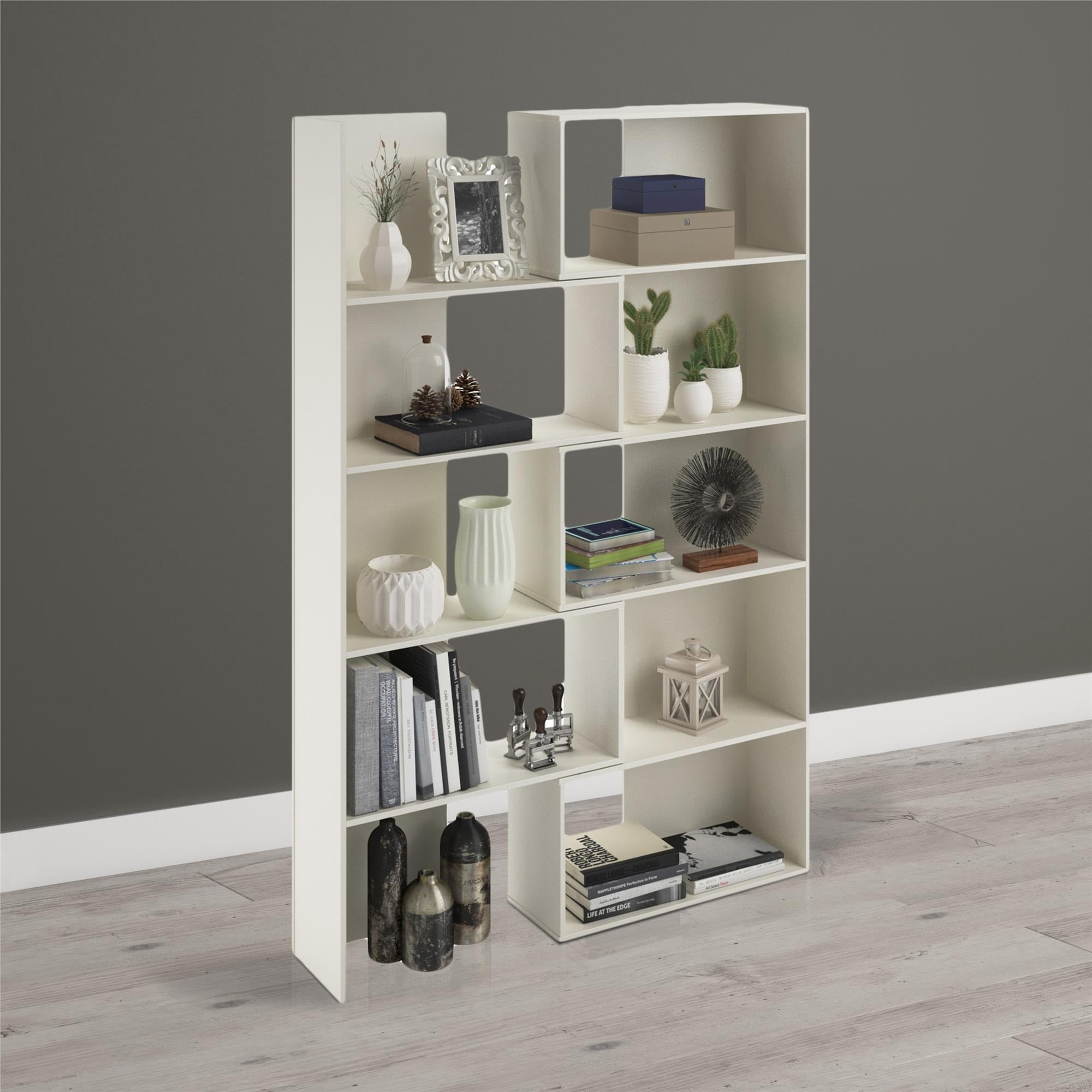 bookcase quercus oak tp petite with dvd barham bookcases cd cabinet living drawer