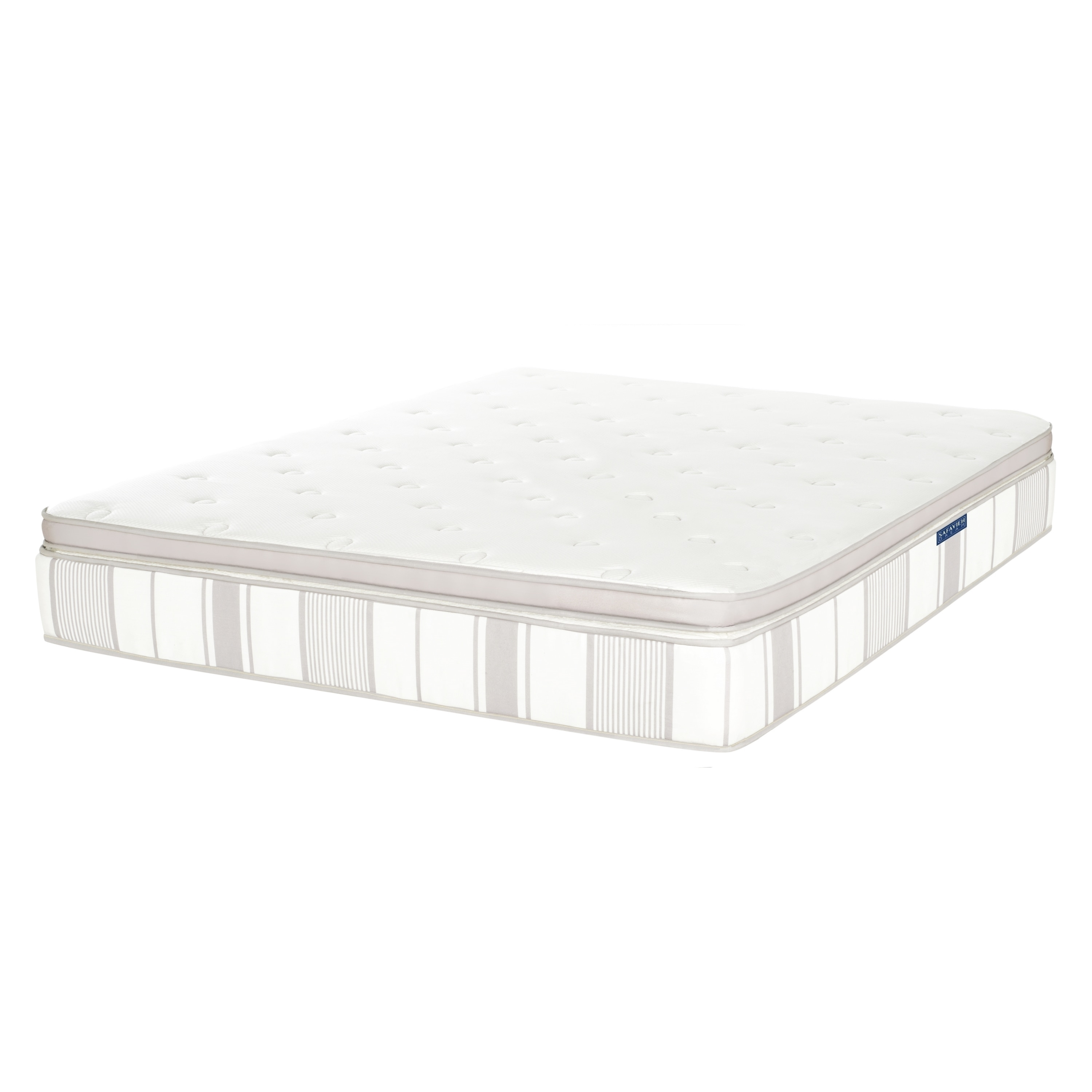 Safavieh Utopia 11 5 inch Pillow top Spring Full size Mattress Bed