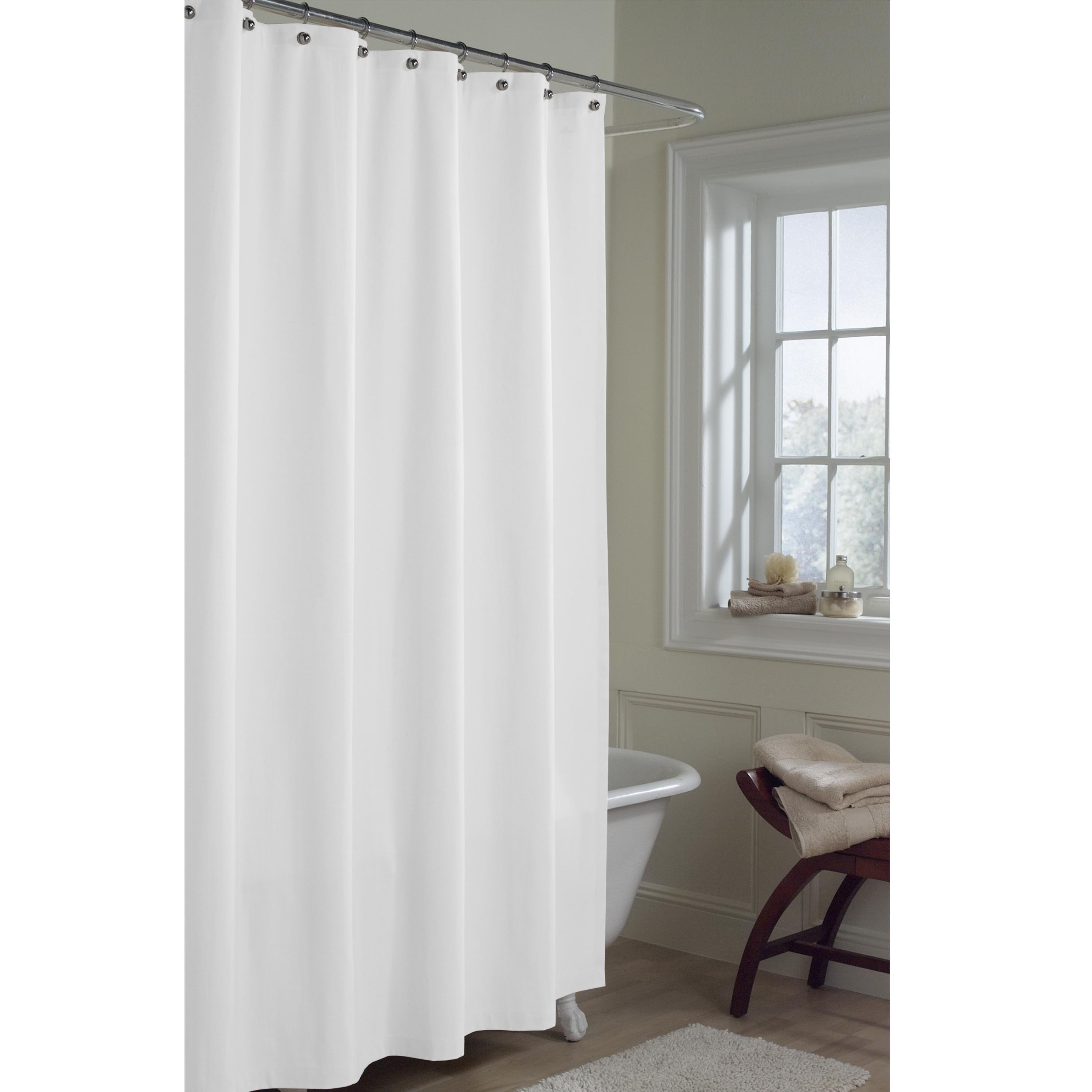 com ex damask dp liner kitchen linen curtain shower liners home fabric amazon cell stripe