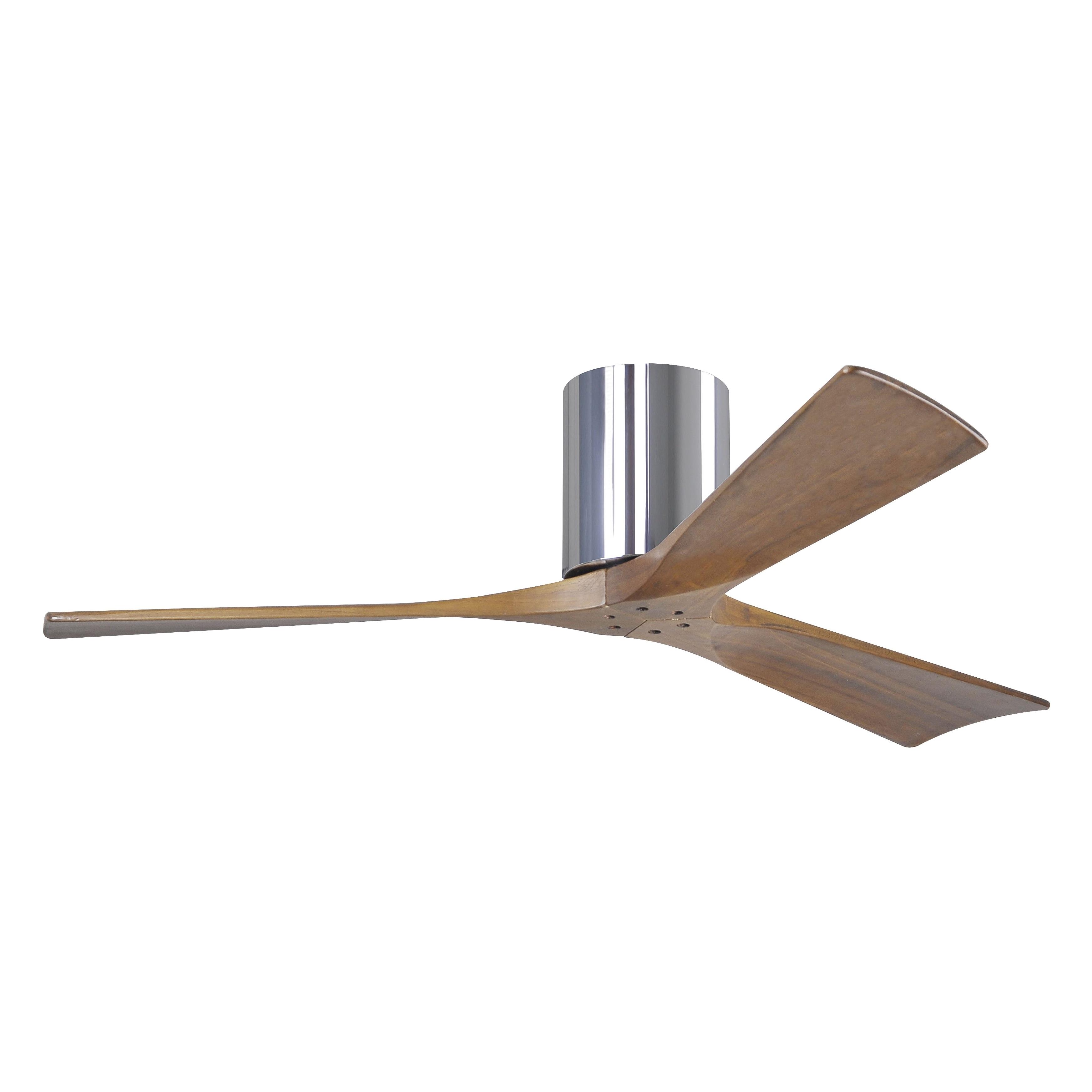 Matthews Fan pany Irene 3 Hugger 52 inch 3 blade Ceiling Fan