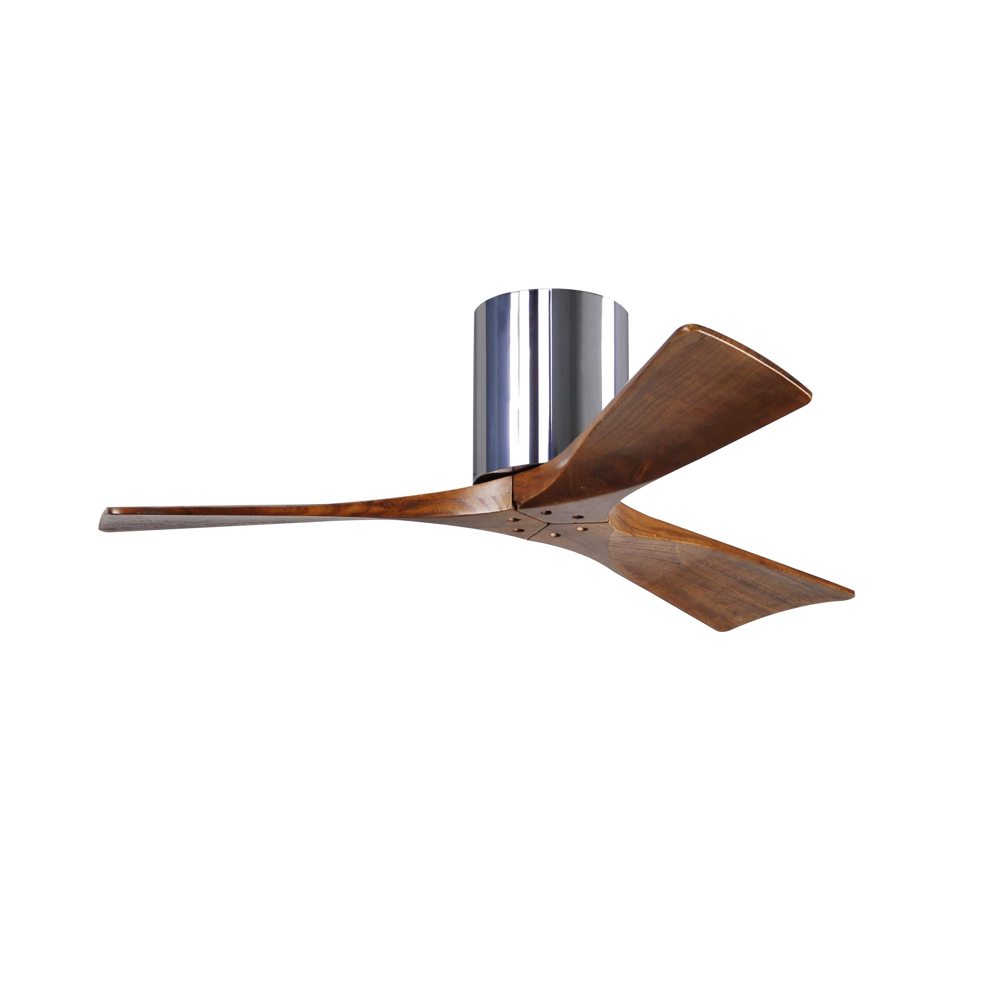 Matthews Fan pany Irene 3 Hugger 42 inch 3 blade Ceiling Fan