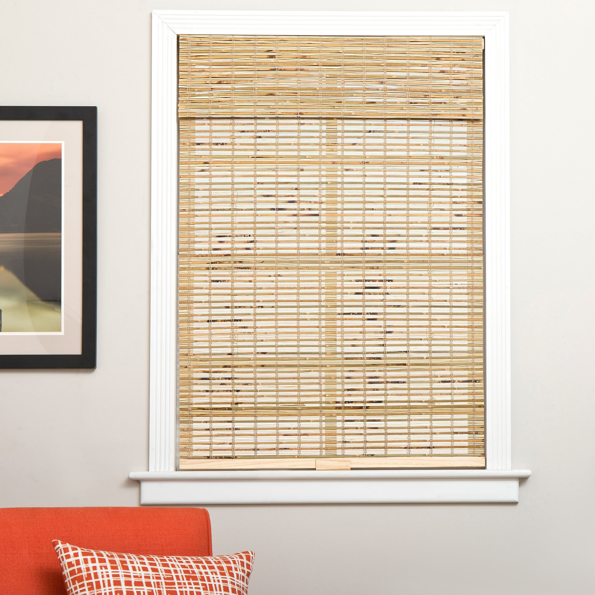 shades wooden at lowes for blinds blackout cordless roller wood low sale mini roman french faux