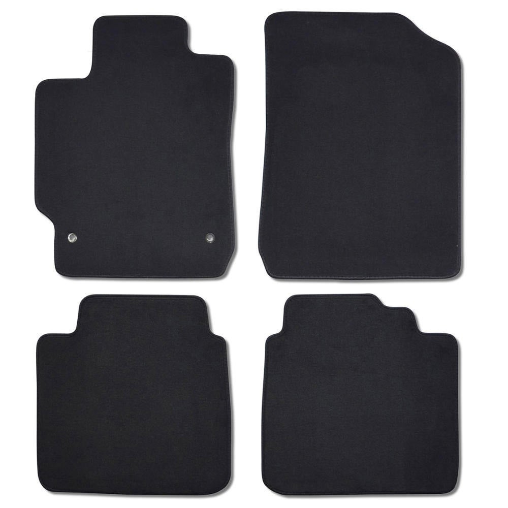 Shop Custom Fit Floor Mats for TOYOTA CAMRY 2007 - 2011 , Full Set OEM Fit  - Free Shipping Today - Overstock.com - 9988517