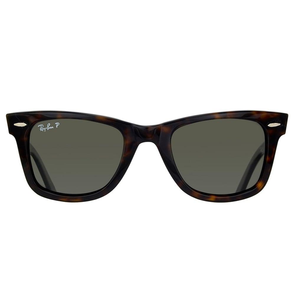 0ef1ae0be09 Shop Ray Ban Unisex RB 2140 Original Wayfarer 902 58 Havana Plastic Polarized  50mm Sunglasses - Ships To Canada - Overstock - 9990464