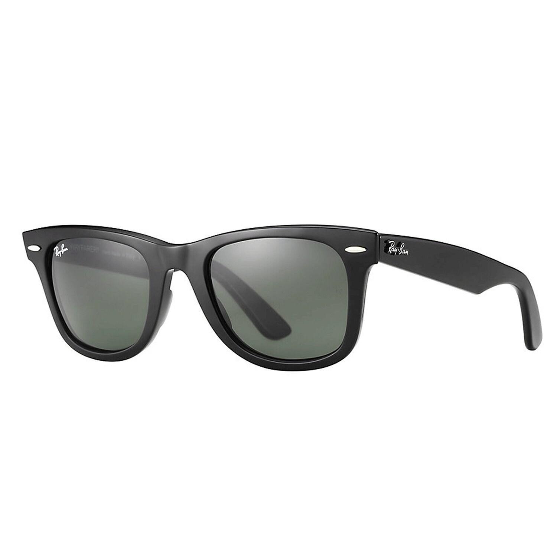 65544e1668b Ray Ban Unisex RB 2140 Original Wayfarer 902 58 Havana Plastic Polarized  50mm Sunglasses