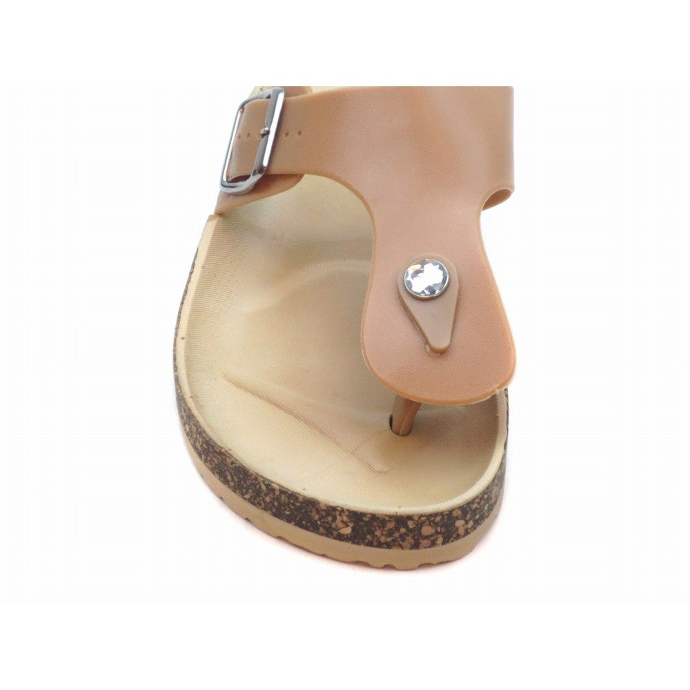 84ae7f5df24 Shop Blue Women s Fatia Cushioned Sandals - Free Shipping On Orders Over   45 - Overstock - 9990666