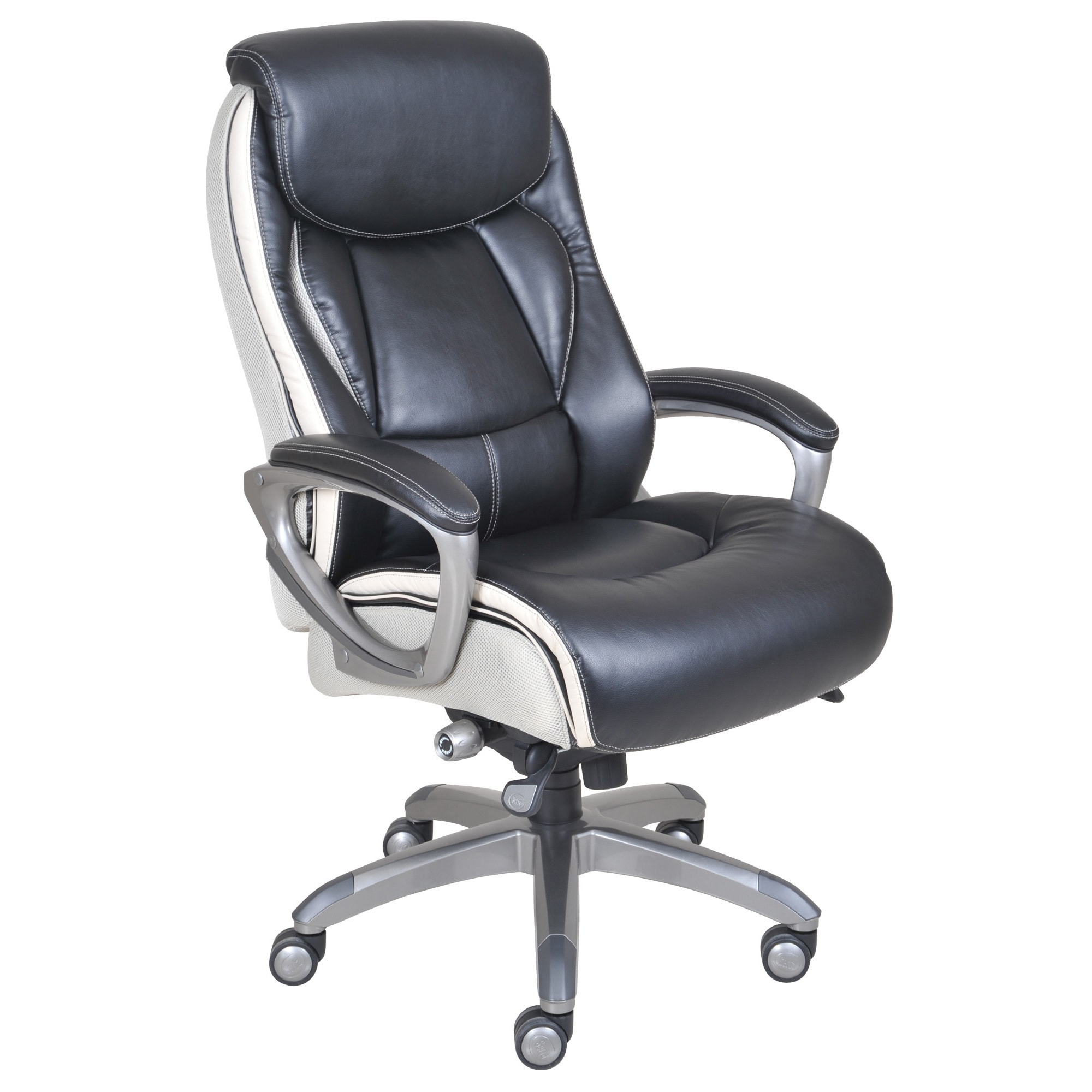 Serta Smart Layers Executive Office Chair Free Shipping Today 20603154