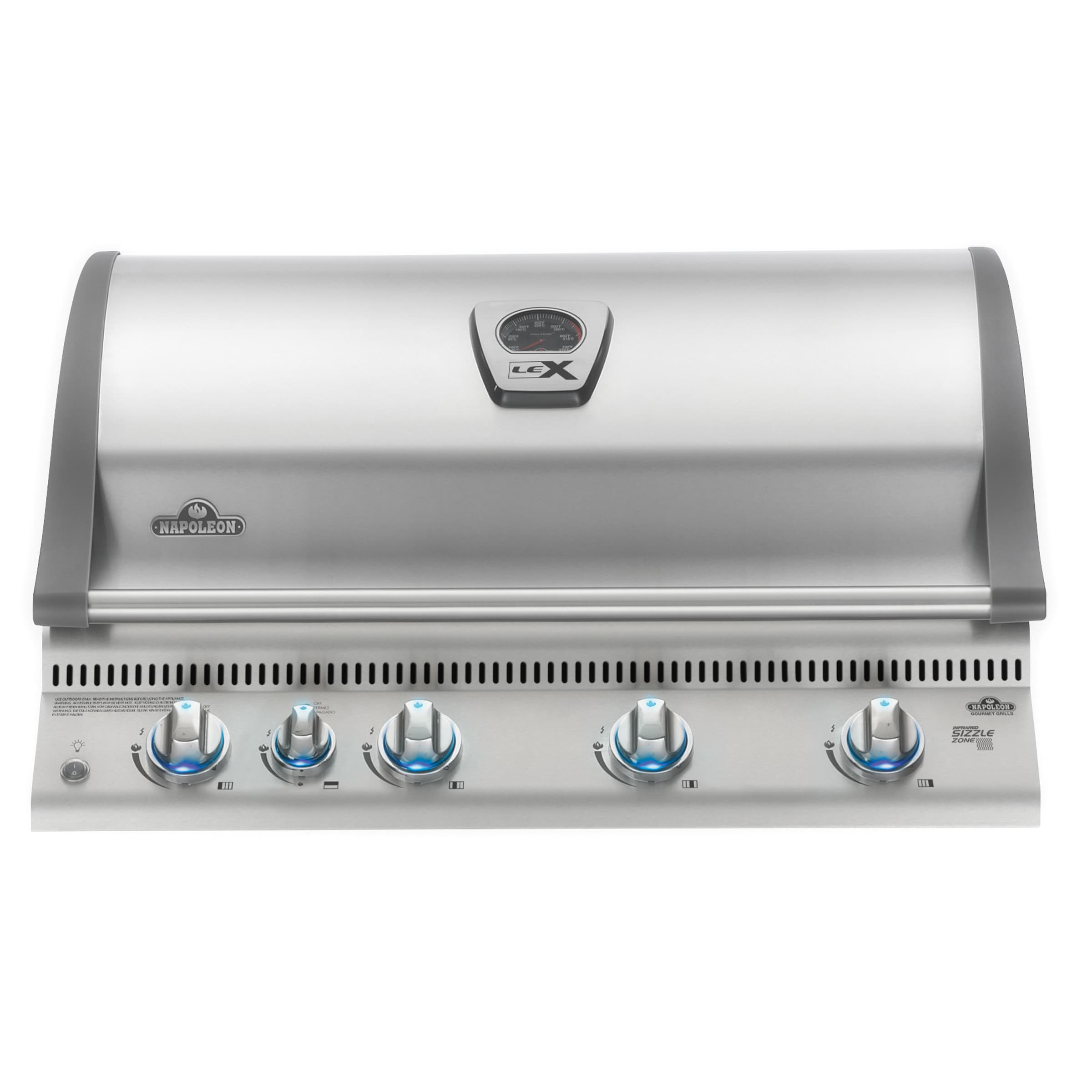 Napoleon bilex605rbinss built in natural gas grill head free napoleon bilex605rbinss built in natural gas grill head free shipping today overstock 17145226 dailygadgetfo Images