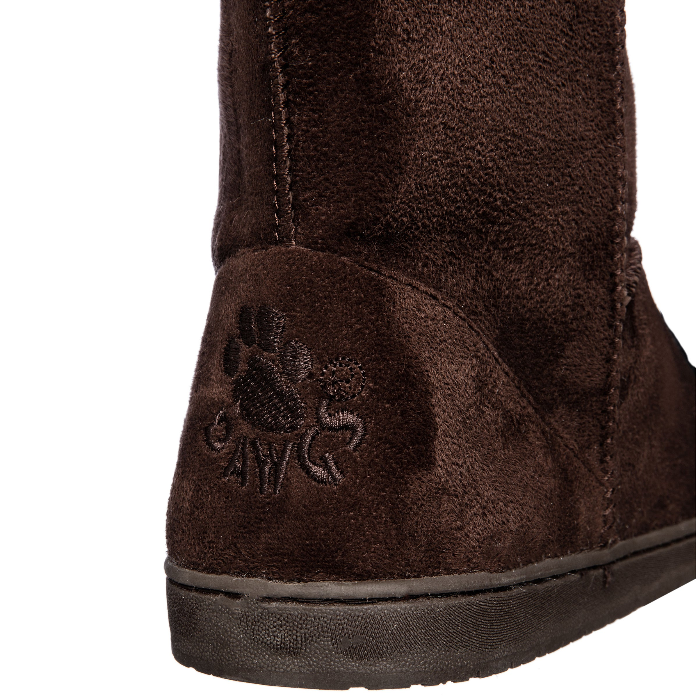 97cc7bf18184e5 Shop Dawgs Women s Microfiber 9-inch Cozy Boots - On Sale - Free Shipping  On Orders Over  45 - Overstock - 9998923